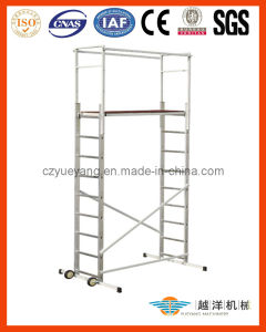 Sistema móvel de alumínio da torre do andaime