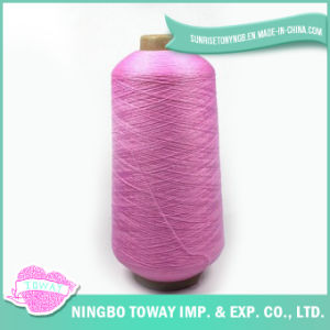 100% Coton Cross High Strength point Acrylique Laine fil