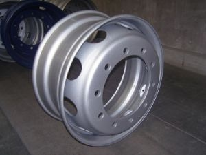 割引Steel Truck Wheel Rims (22.5x8.25)