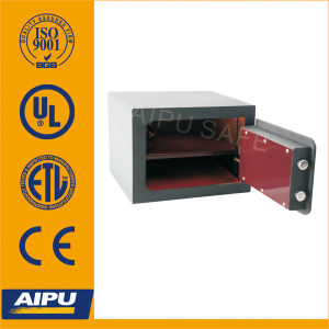 Aipu Home et Office Safes avec Double Bitted Key Lock (275 x 375 x 340 millimètres).