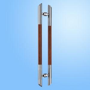 Punho de vidro da tração da porta (FS-1827)