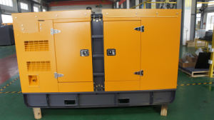 тепловозный комплект генератора 80kw