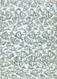 Lacet de /Chemical du lacet de mode (BP-054)