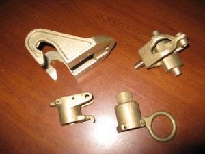 Peças de bronze para o entalhe do fusível