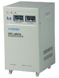 Regolatore a tre fasi di tensione CA di monofase di serie dello SVC Stabilizer/Voltage (AVR)