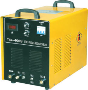 soldador do pulso do inversor TIG/MMA da C.C. 315AMP (TIG-315S)