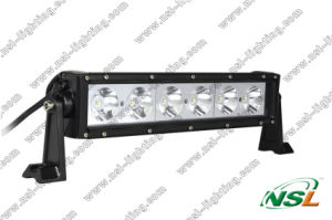 13 éclairage LED Bar 12V Flood Spot DEL Work Light Bar DEL Driving Light de pouce 60W pour Offroad ATV 4X4 Truck Boat Tractor Marine
