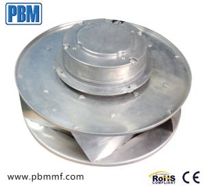 Ec 133 milímetros ventilador centrífugo - DC Input