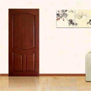 Porte int rieure en bois de ritz porte de placage portes for Modele porte chambre en bois