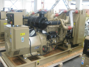 100kw Silent Diesel Generator Backup Power (HN-120C)