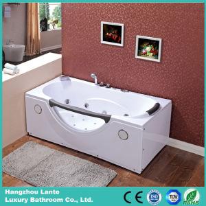 baignoire peu profonde de tourbillon de massage avec le tuv reconnu cdt 002 baignoire peu. Black Bedroom Furniture Sets. Home Design Ideas
