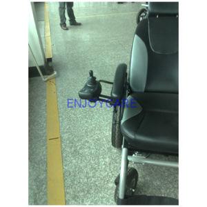 Sillón de ruedas eléctrico del sillón de ruedas de la potencia, sillones de ruedas del motor de Taiwán (EP62)