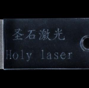 Machine de découpage de non-métal de laser de CO2 pour le cuir Hsco2-9060