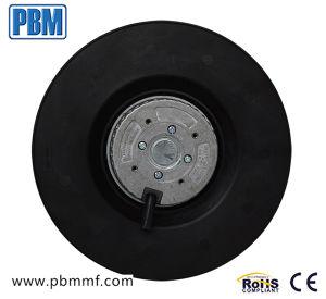 220mm Ec ventilateur centrifuge - Entrée DC