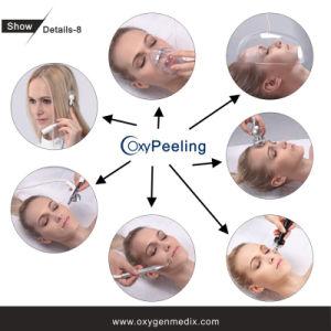 Matériel de beauté de rajeunissement de peau d'écaillement de diamant de la thérapie d'oxygène PDT