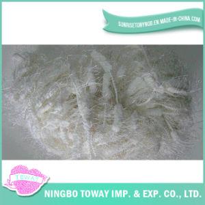 Fios extravagantes de tecelagem respiráveis do algodão de lãs do gancho de Crochet