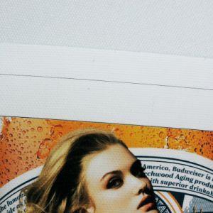 tela di canapa del getto di inchiostro di 3mcotton/Polyester /Polycotton/3.2m