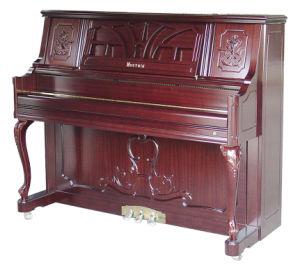 Piano droit F9-122 d'instrument de musique