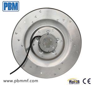 ventilateur d'extraction centrifuge d'entrée de C.C de la CEE de 400mm