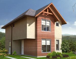 hermoso diseo y low cost casas de madera para casas de vacaciones