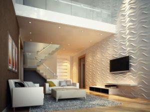 panneau acoustique moderne pr fabriqu de la fibre 3d pour des diviseurs de mur d coratifs. Black Bedroom Furniture Sets. Home Design Ideas