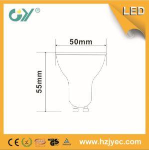 GU10 lumen élevé neuf DEL mettant en lumière avec du ce RoHS