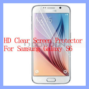 Freier LCD Screen Protector Film Guard für Samsung Galaxy S6