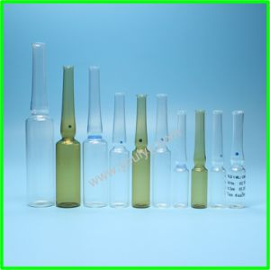 Ampoule en verre médicale