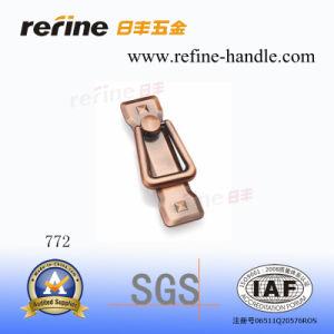 Traitement en alliage de zinc de matériel de meubles (Z-772)