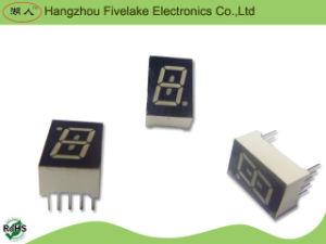 """0.50 """" Afficheur LED unique de segment du chiffre 5 (WD05013-A/B/AEG)"""