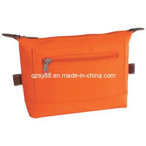 Saco cosmético do Zipper (SYCM-013)