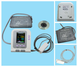 Esfigmomanómetro electrónico (CONTEC08A..