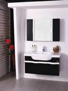 浴室用キャビネット/PVCの浴室用キャビネット(W-007)