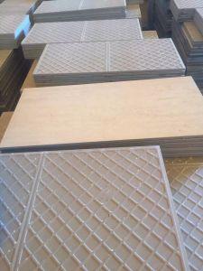 Tuiles Polished de porcelaine - tuiles Polished lustrées superbes de porcelaine de couleur ene ivoire (E36000)