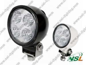 """12W 5 """"LED Light Cycle de travail pour les véhicule-route, VTT, camion, bus (NSL-1204b)"""