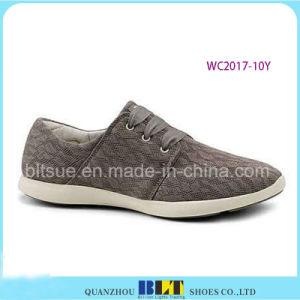 Sapatas do estilo ocasional das mulheres da sapatilha