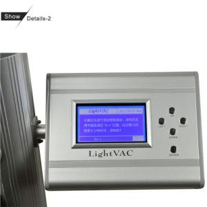 Corps de LightVAC amincissant la machine (CE, ISO13485 since1994)