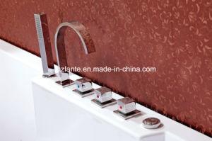 La bañera del masaje con TUV, ISO9001, RoHS aprobó (TLP-642)