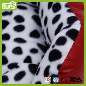 Qualitäts-wasserdichtes Plüsch-Baumwollhaustier-Bett