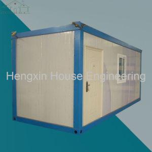 Casa estándar del contenedor