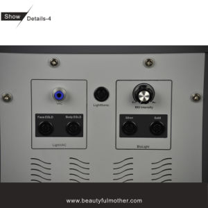 Machine multifonctionnelle de beauté de soin de sein (3LVBS)