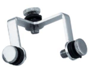 Braçadeira de vidro da porta do metal da alta qualidade (FS-3011)