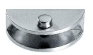 Braçadeira de vidro do suporte da prateleira do encaixe do banheiro (FS-3051B)