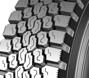 TBRのタイヤ(駆動機構パターン)