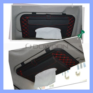 3 in 1 Car Auto CD Packaging+Car Tissue Box+Sun Louver (CP-001)