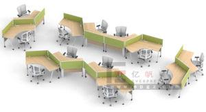 MDF 목제 사무용 가구 사무용 컴퓨터 테이블 책상 디자인 중국제 ...