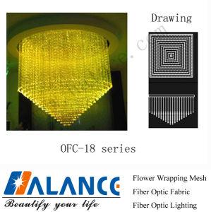 De verlichting van Optic van de vezel - Kroonluchter (ofc-18)