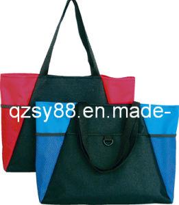 Bolso de compras promocional del poliester de Resued (SY-G13004)