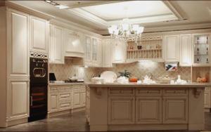 Mobilia Della Cucina Cabinet Kitchen Di Legno Solido Di Br