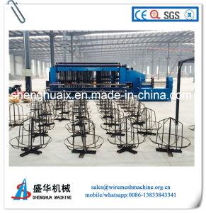 hexagonal wire mesh machine